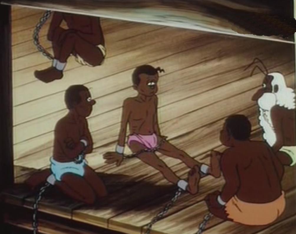 ébenfa rabszolga
